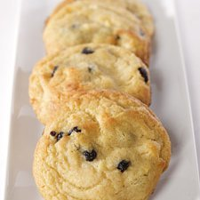 Blueberry-and-cream Cookies recipe