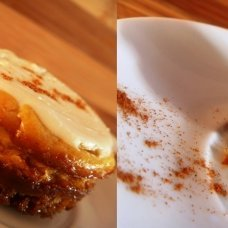 Mini Pumpkin Bourbon Cheesecakes recipe
