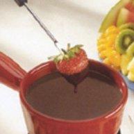 Some Like It Hot Chipotle Chocolate Fondue