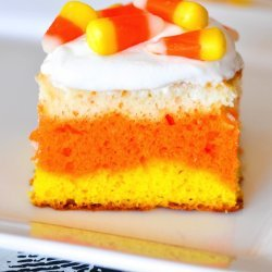Halloween Poke Cake recipe