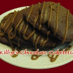Chocolate Caramel Cakelettes