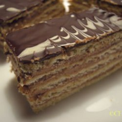 Chocolate And Honey Cake