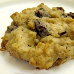 Oat And Raisin Cookies recipe