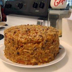 Mamas Lane Cake