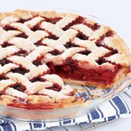 All Canadian Cherry Pie