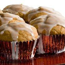 Buttermilk Iced Pumpkin Cupcakes
