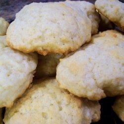 Buttermilk Nilla Cookies