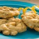 Hersheys White Chip Luscious Lemon Cookies recipe