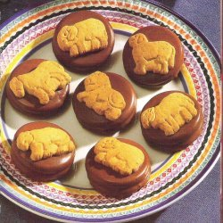 Cheery Chocolate Animal Cookies recipe