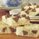 Mini Kisses Coconut Macaroon Bars recipe