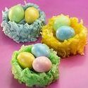 Easy Coconut Marshmallow Nests recipe