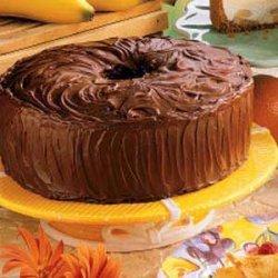 Banana Chiffon Cake Recipe