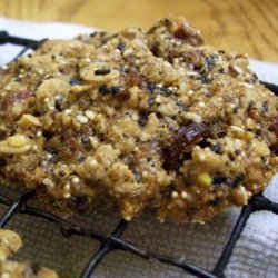 Supergrain Cookies With Nuts And Fruit