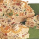Russian Cream Cake