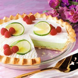 Luscious Lime Pie