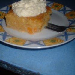 Non Traditional Apple Pie