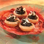Petite Chocolate Tartlets recipe