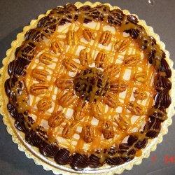 Chocolate Turtle Pie