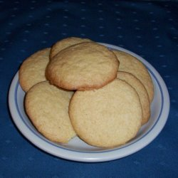 Aunt Jennies Sugar Cookies