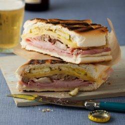 Grilled Cuban Sandwich (Sandwich Cubano)
