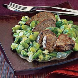Fricassée of Beef and Fava Beans