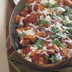 Turkey Chilaquiles recipe