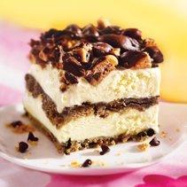 Chocolate Chip Cookies Ice Cream Cake