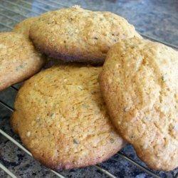 Lemon - Seed Cookies recipe