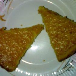 Rice  Flour Cake