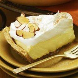 Mile High Ginger Pie