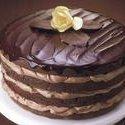 Creme De Cacao Torte recipe