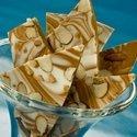 Easy Cinnamon Swirled Almond Bark Candy recipe