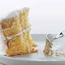 Gluten Free Lemon Layer Cake