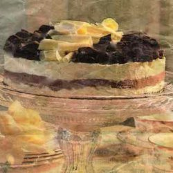White Chocolate Mousse Cake recipe