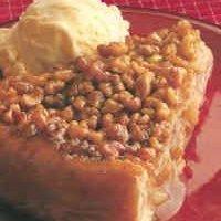 Caramel Date  Nut Pie
