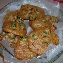 Fruit Cake Cookies