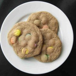 Chocolate Candy Cookies recipe