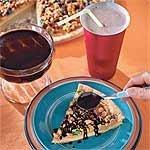 Chocolate-peanut Butter Dessert Pizza