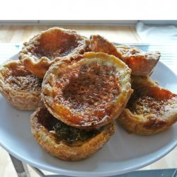 The All Canadian Butter Tart recipe