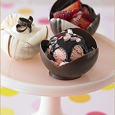 Chocolate Dessert Cups recipe