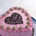 Hersheys Hugs Amp Kisses Valentines Cake recipe