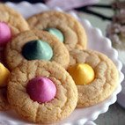 Easter Mint Blossoms Cookies recipe