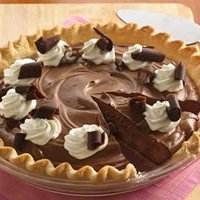 French Silk Chocolate Pie recipe