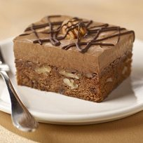 Not-your-average Turtle Brownies recipe