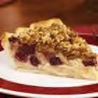 Apple Cranberry Streusel Custard Pie recipe