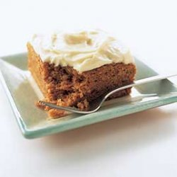 Spiced Carrot Cake With Vanilla Bean-cream Cheese ...