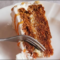 Low-sugar Dairy-free Carrot Cake