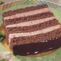 Chocolate Strawberry Whipped Cream Cake recipe