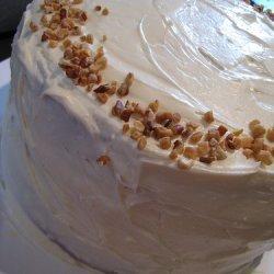 Tracys Carrot Cake