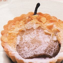 French Pear Tart recipe